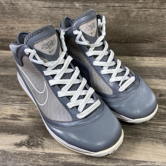 Nike Shoes   Air Max Lebron 7 Cool Grey